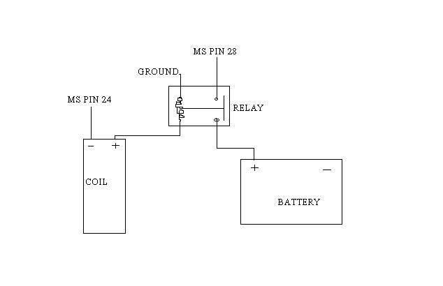 vintage 6 volt positive ground wiring diagram ford