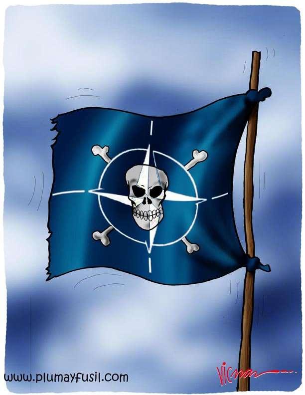 otancriminal - OTAN, súper bloque militar que amenaza la paz del mundo