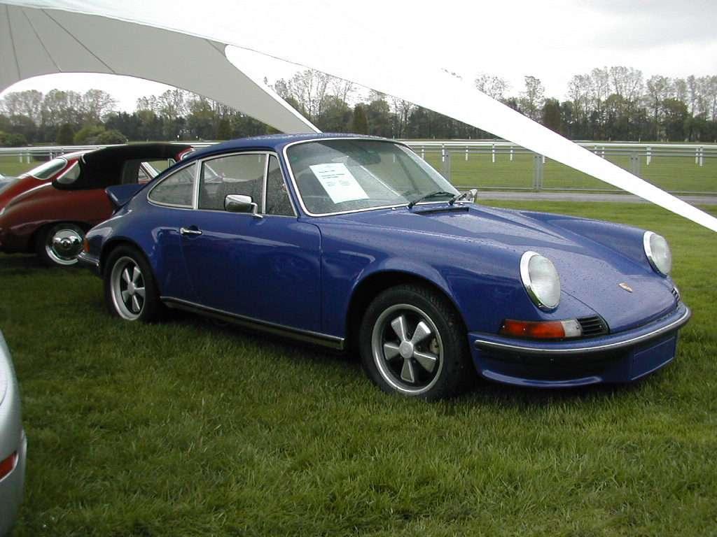 Porsche 911/964 Cabrio