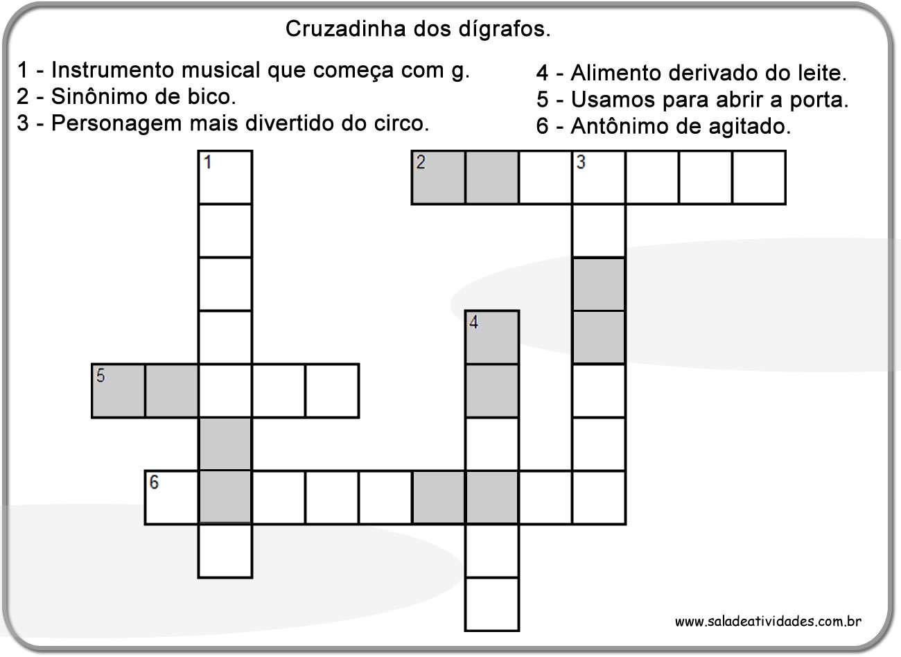 Atividades De Portugues Atividades Ensino Fundamental Atividades Para