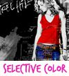 Selective Color Effect