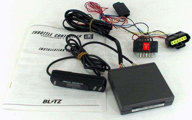 BLITZ Throttle controller RVR Galant Lancer Evo X CZ4A OUTLANDER