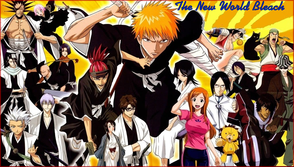 The New World Bleach