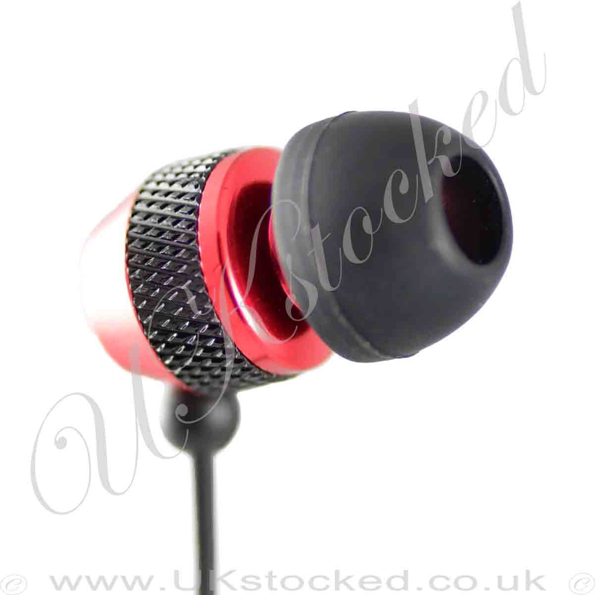 Red sony earphones - sony earphones classic
