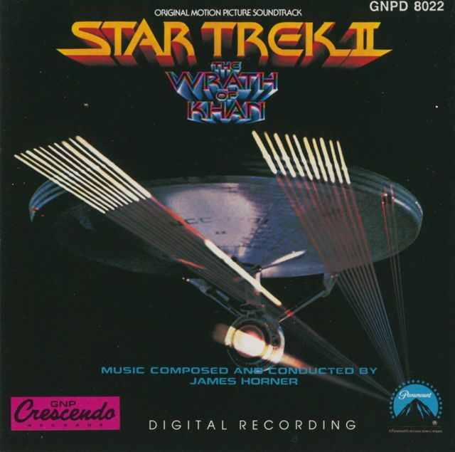 [Flac] Star Trek II   The Wrath of Khan [Star Trek in Music Project] [tntvillage scambioetico] preview 0