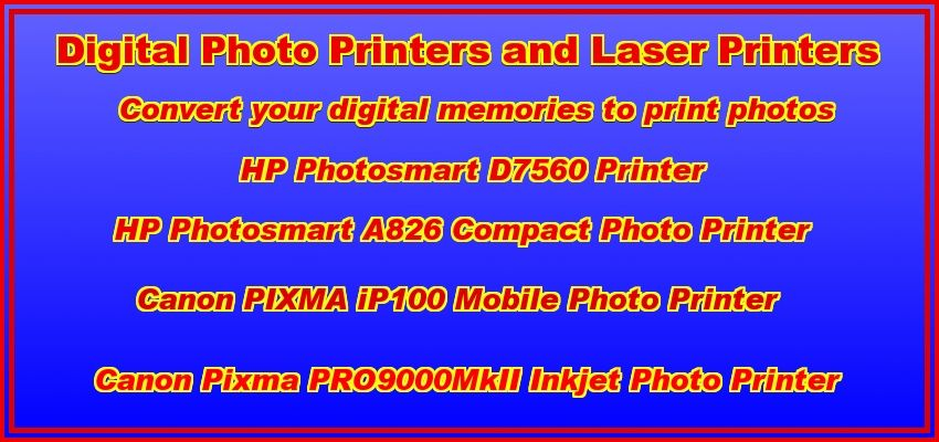digital photo printers click here if the banner is blank