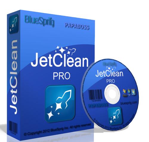 JetClean Pro 1.5.0.125 4.77 Mb.