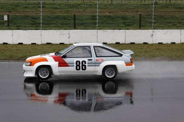 Nzae86 S Trd Ae86 N2 Race Car Project 2