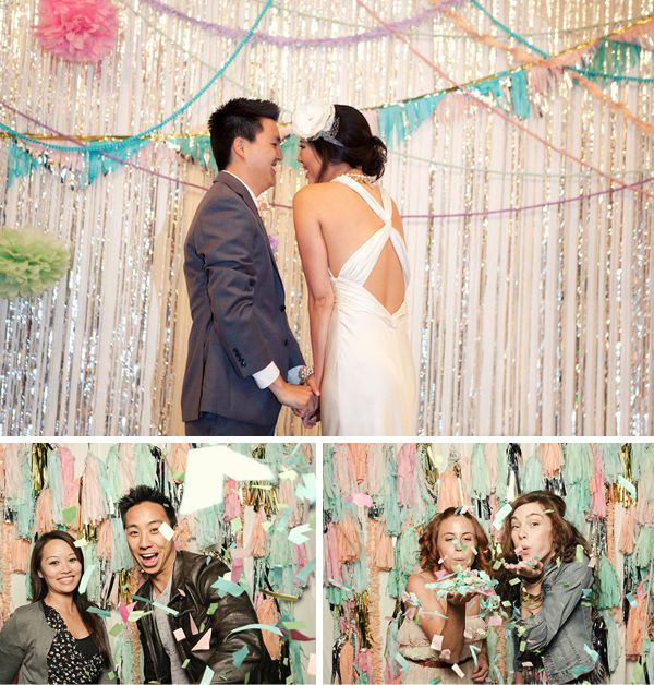 wedding photo booth decoration hey look backdrop insipiration 9858